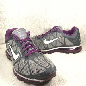 Nike Air Max+ 2011 Running Size 9.5